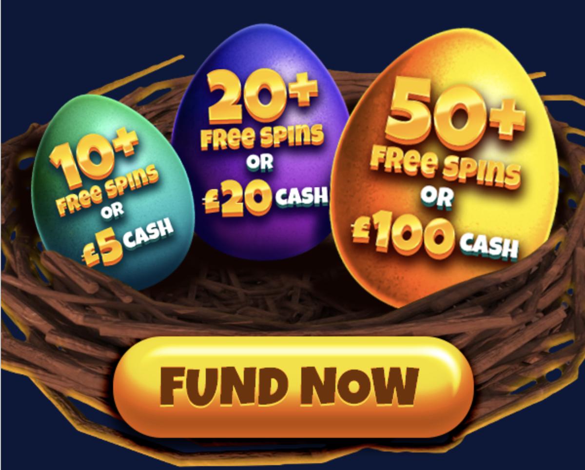 32 Red casino bonus