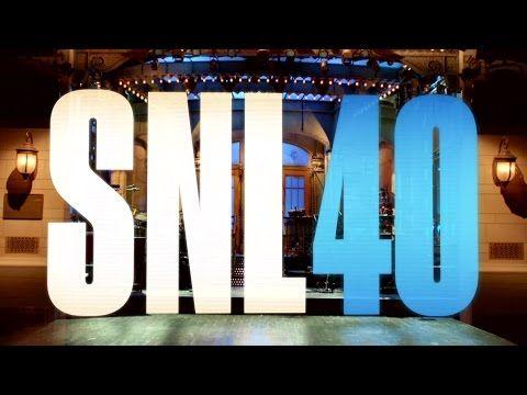 Jessie Spencer S Music Blog Saturday Night Live 40th Anniversary Special Saturday Night Live Saturday Night Snl
