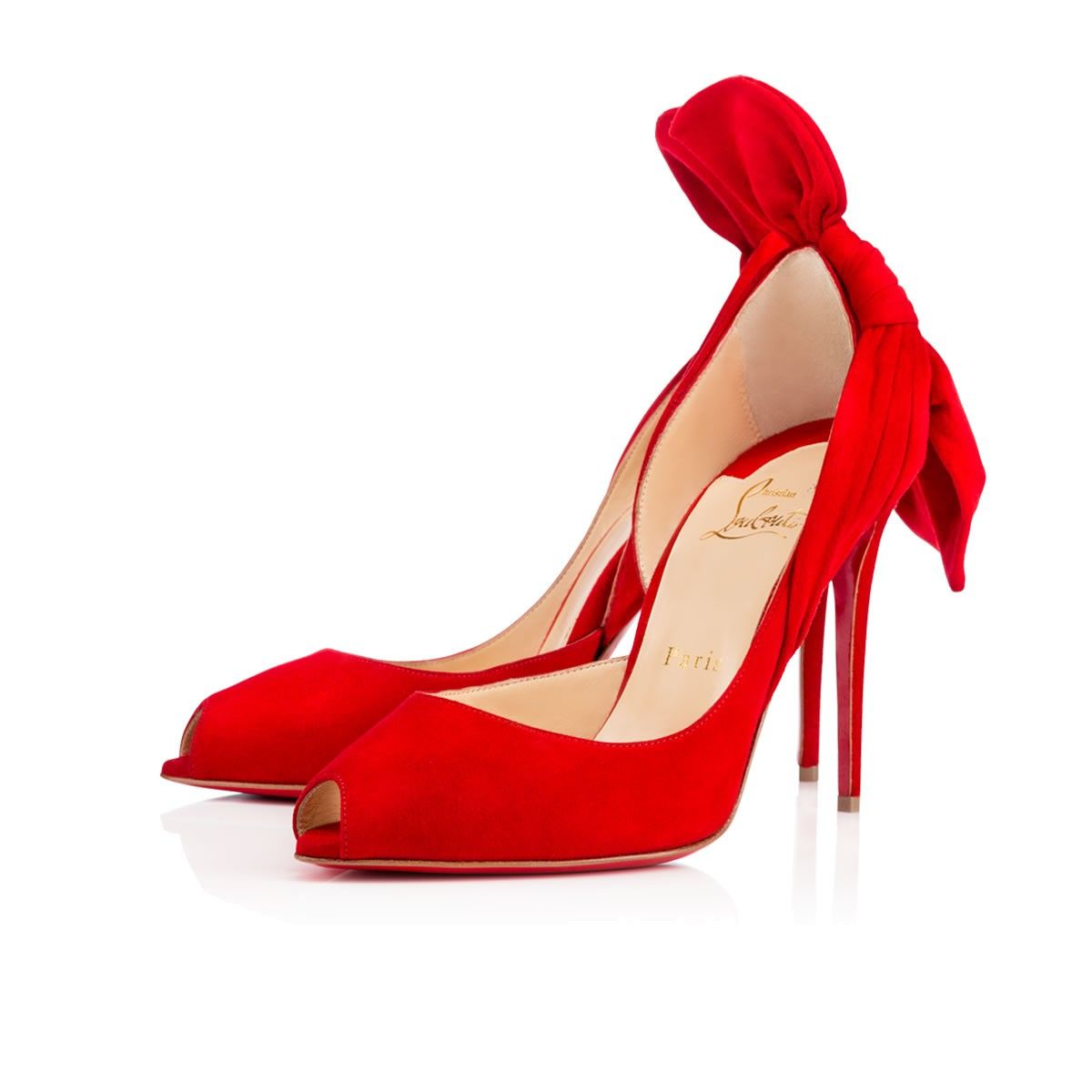 Christian Louboutin Barbara 100 Suede Pumps where to buy cheap real discount brand new unisex in China cheap price new styles cheap sale professional InI8ldD
