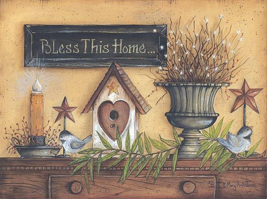 Bless This Home\