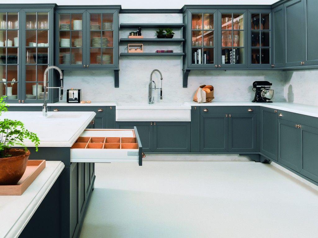 Cozinha estilo Clássico