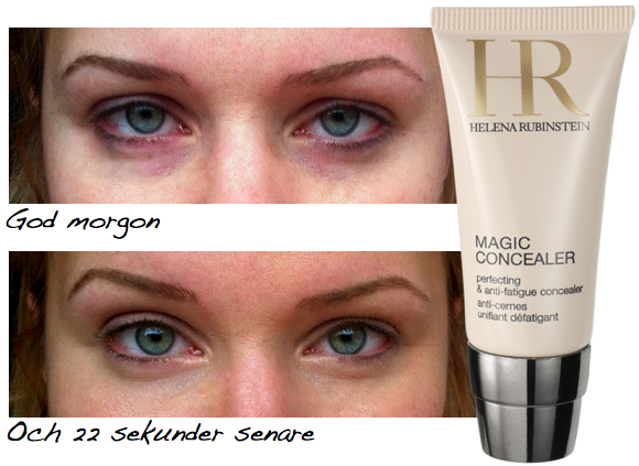 Helena rubinstein magic concealer recension