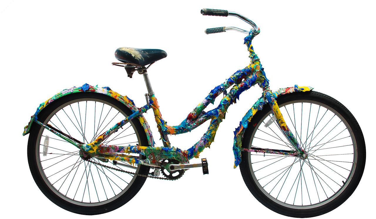 Bikes Seaside Fl Bike Art Seaside FL