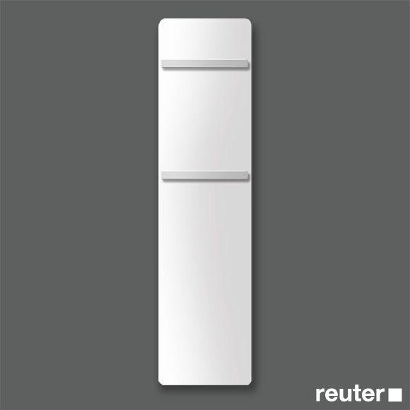 Zehnder vitalo Badheizkörper H: 157 cm für rein elektrischen ...