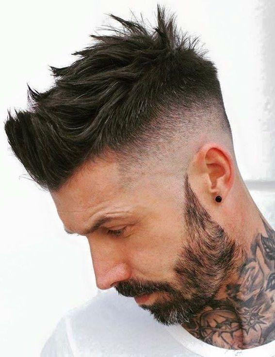 Mens facial hair 2018