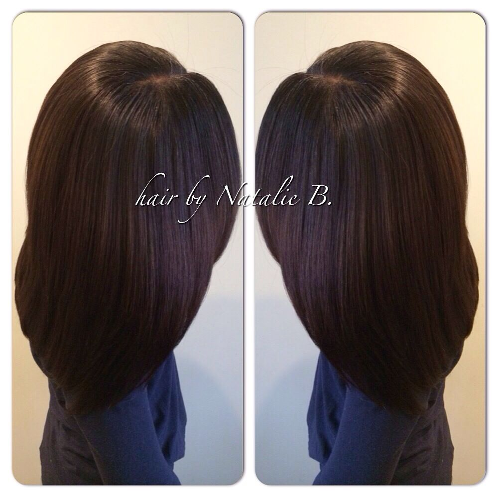 Perfect Pony C Sew In Hair Weave By Natalie B Icartistry 708 675 9351 Malaysian Relaxed Natural In 12 14 16 Availabl Hair Hair Beauty Curly Hair Styles
