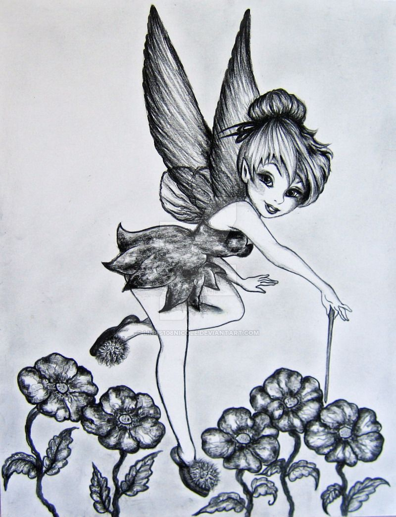 Tinkerbell's Wand by linus108Nicole.deviantart.com on ...