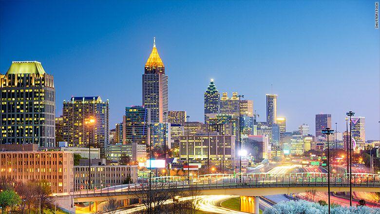 8 cities fit for Amazon's second headquarters Atlanta