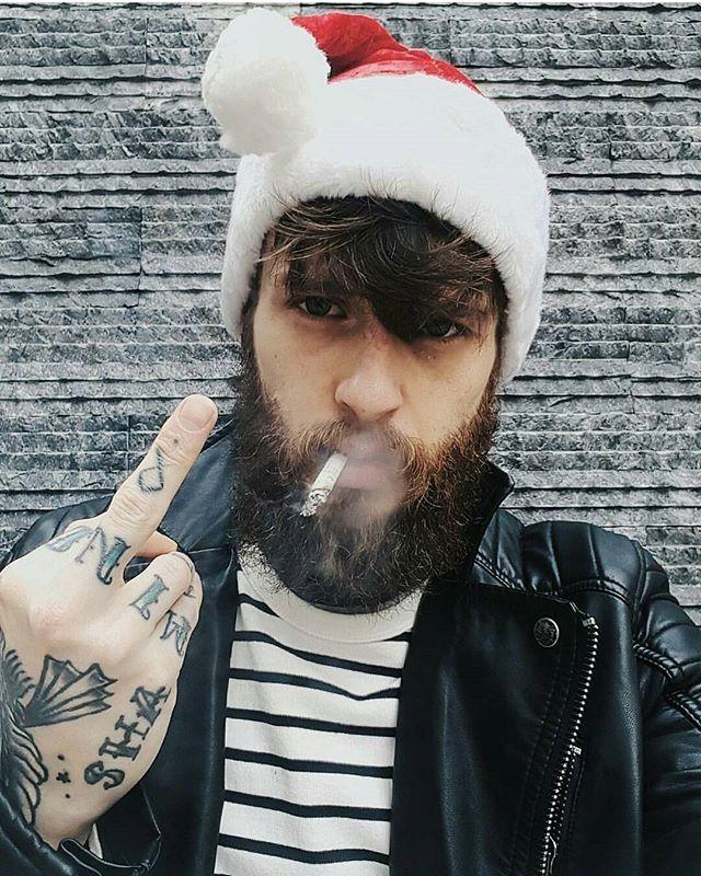 Merry Fucking Christmas  @_tomandtoms #beardbad