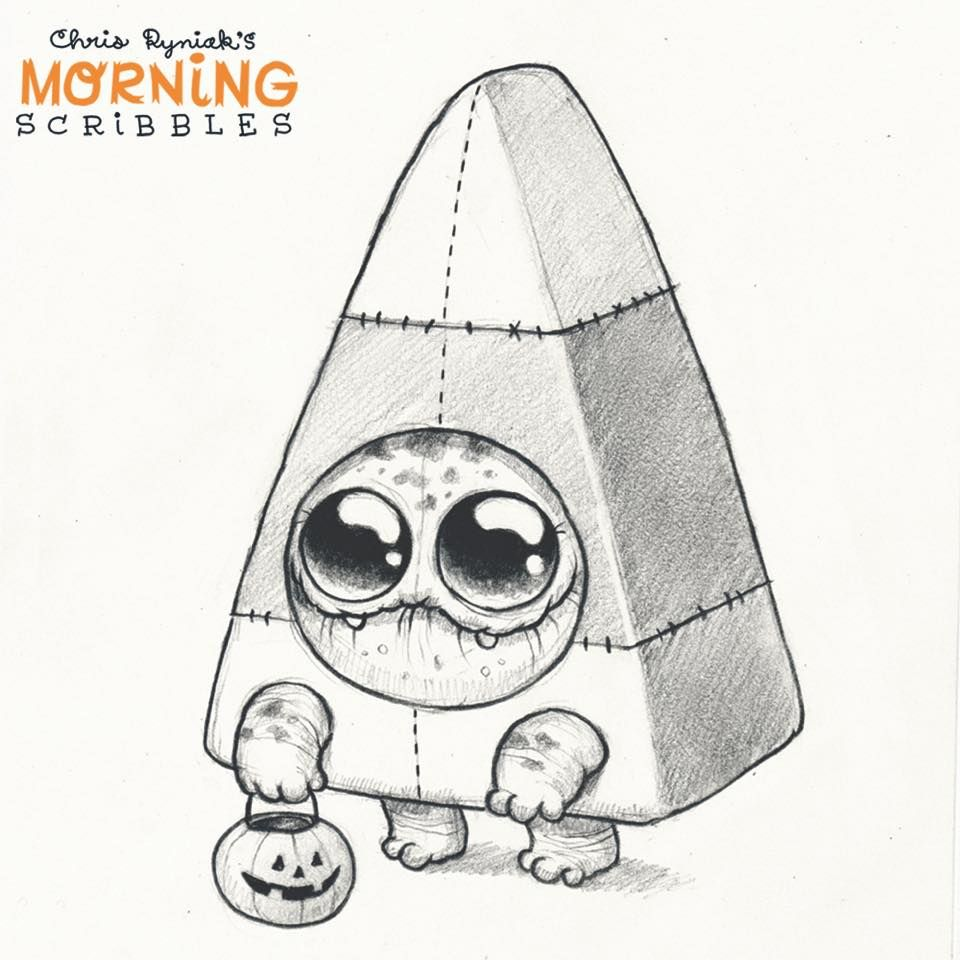 Scribbles Drawing And Coloring Book : Chris ryniak morning scribbles