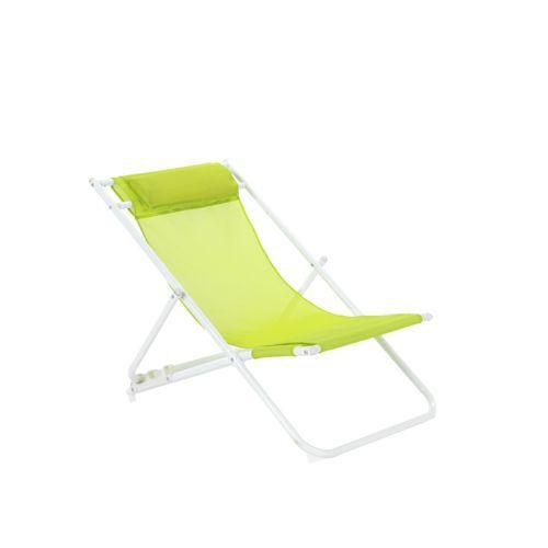 chilienne pliante chaise longue smoothies alinea. Black Bedroom Furniture Sets. Home Design Ideas
