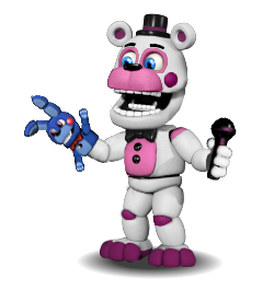 Adventure Funtime Freddy V6 By Blackfoxpixels Fnaf Fnaf Characters Five Nights At Freddy S