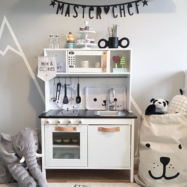 Instagram Analytics Our Playroom Family Room Ikea Kids Kitchen