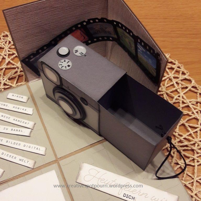 Die Kamerabox… das Geldgeschenk
