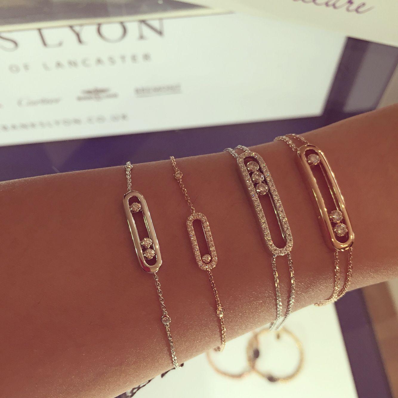 économiser jusqu'à 80% magasin en ligne grande remise pour Beautiful #messika bracelets just arrived into stock #simply ...