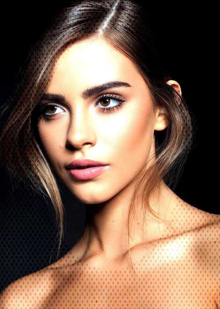 Makeup-Tipps Vorbereiten des Models für ein Beauty-Shooting