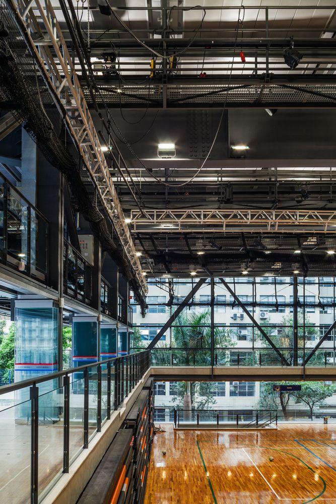 Galeria de Ginásio de Esportes do Colégio São Luís / Urdi Arquitetura - 21