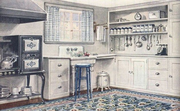 bedrooms from the 1930s - google search | kitchen | pinterest