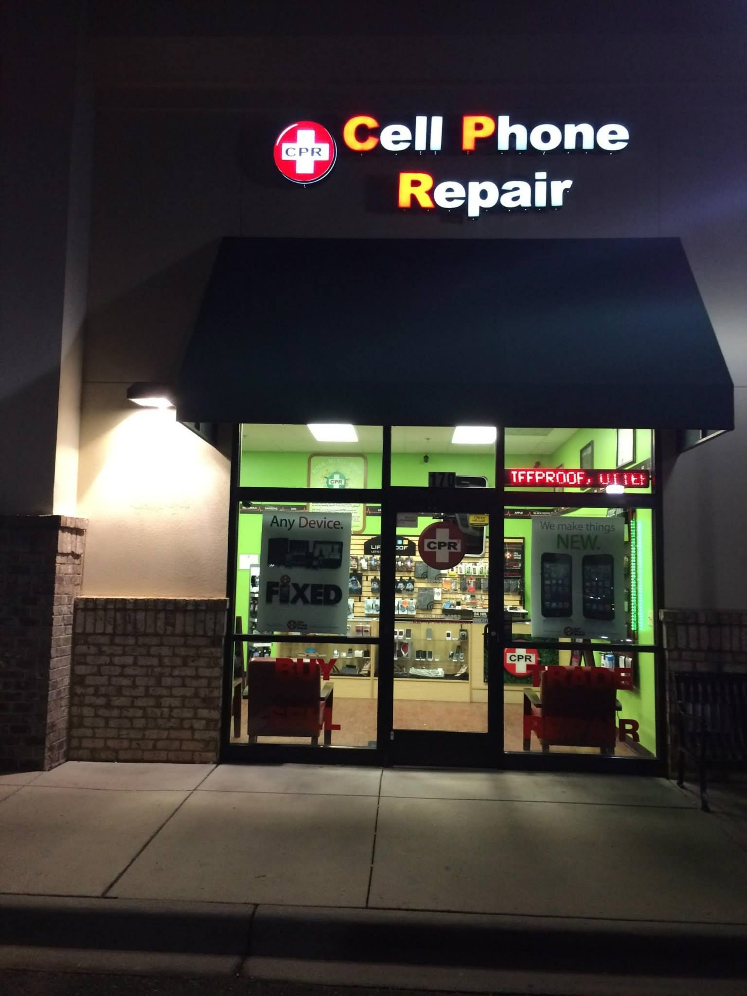 CPR Cell Phone Repair Huntersville, NC Visit CPR