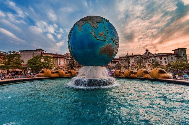 Tokyo Disneyland Resort / Tokyo Disney Sea