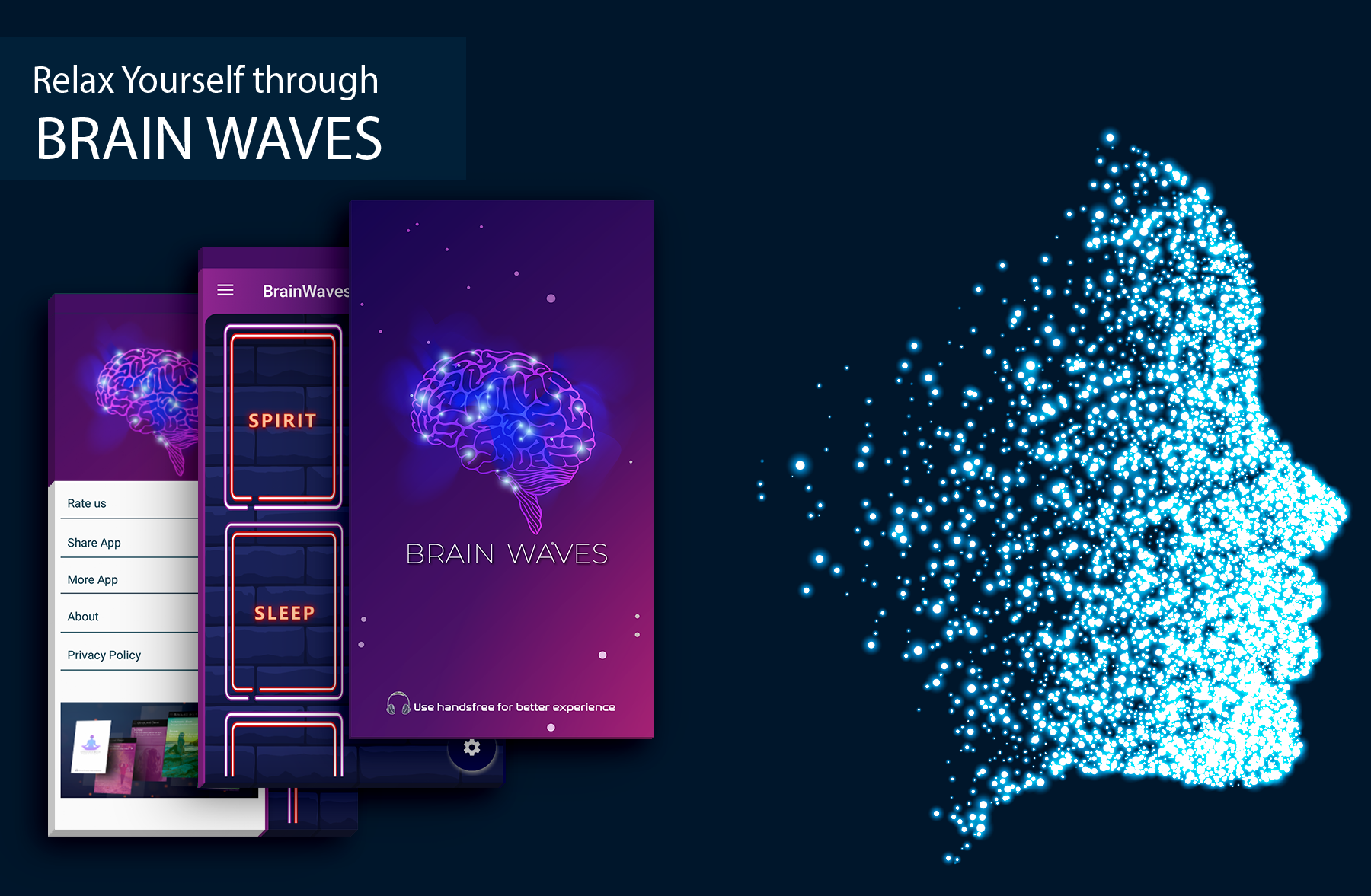 Brain Waves Deep Sleep & Meditation App Deep sleep