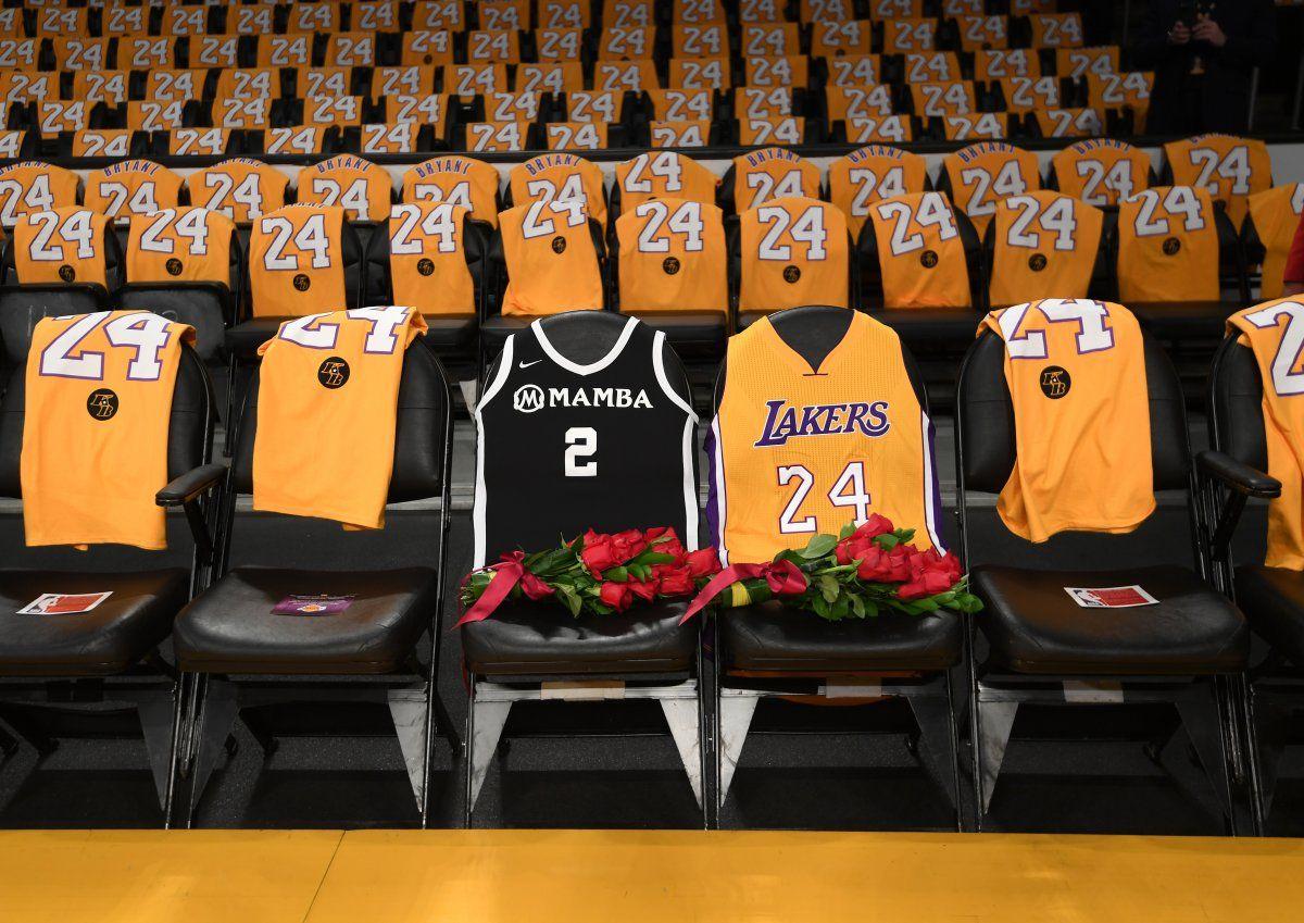 Kobe and Gianna Bryant Public Memorial Set for Symbolic