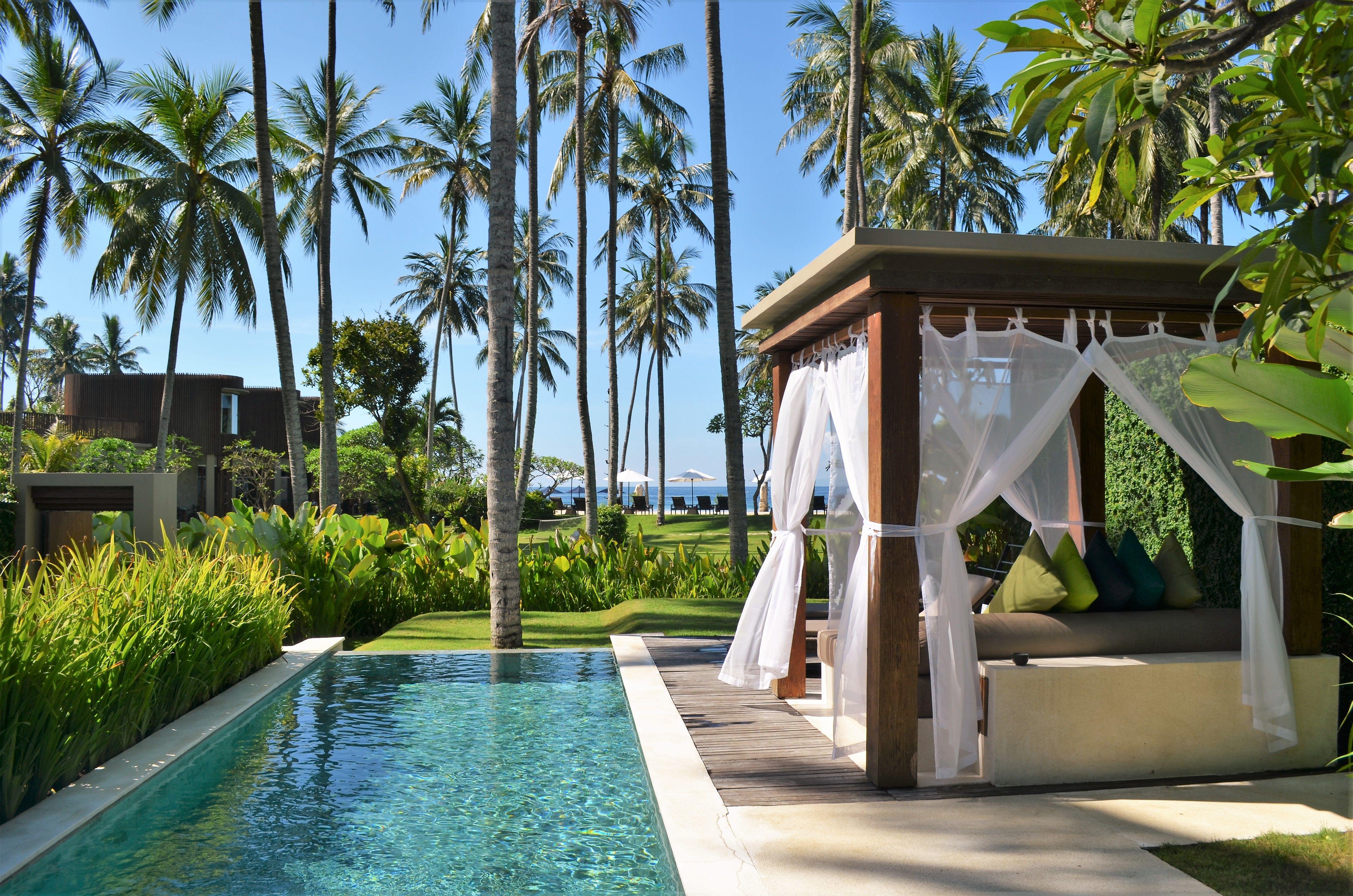 Entspannung pur im traumhaften Candi Beach Resort! #Bali #PoolVilla #Oceanview #CandiBeachResort #Candidasa #Asien #meintransorienturlaub #transorienttouristik