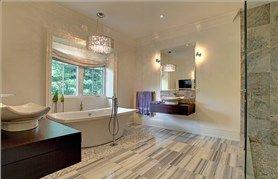 Master Bath ~ 153 Pinehurst, Oakville