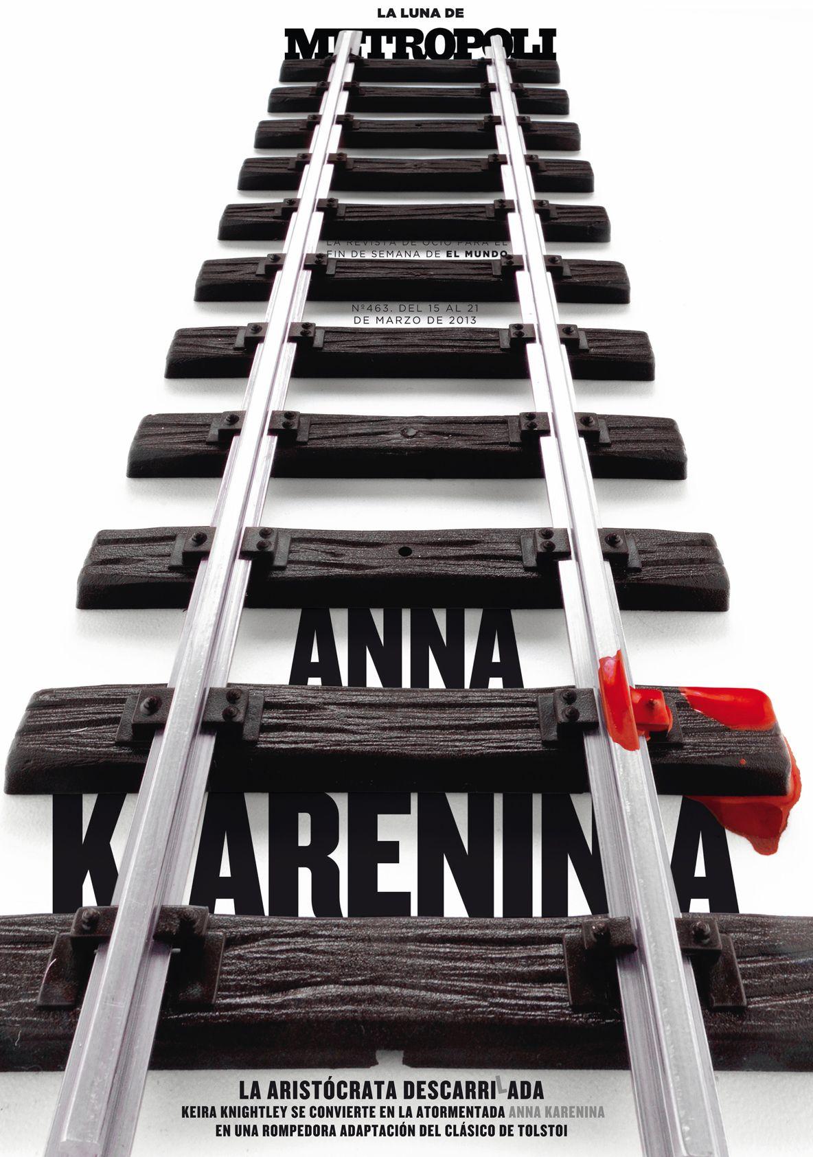 ANNA KARENINA. La última versión cinematográfica de la novela de Tolstoi. Fotografía de Ángel Becerril.