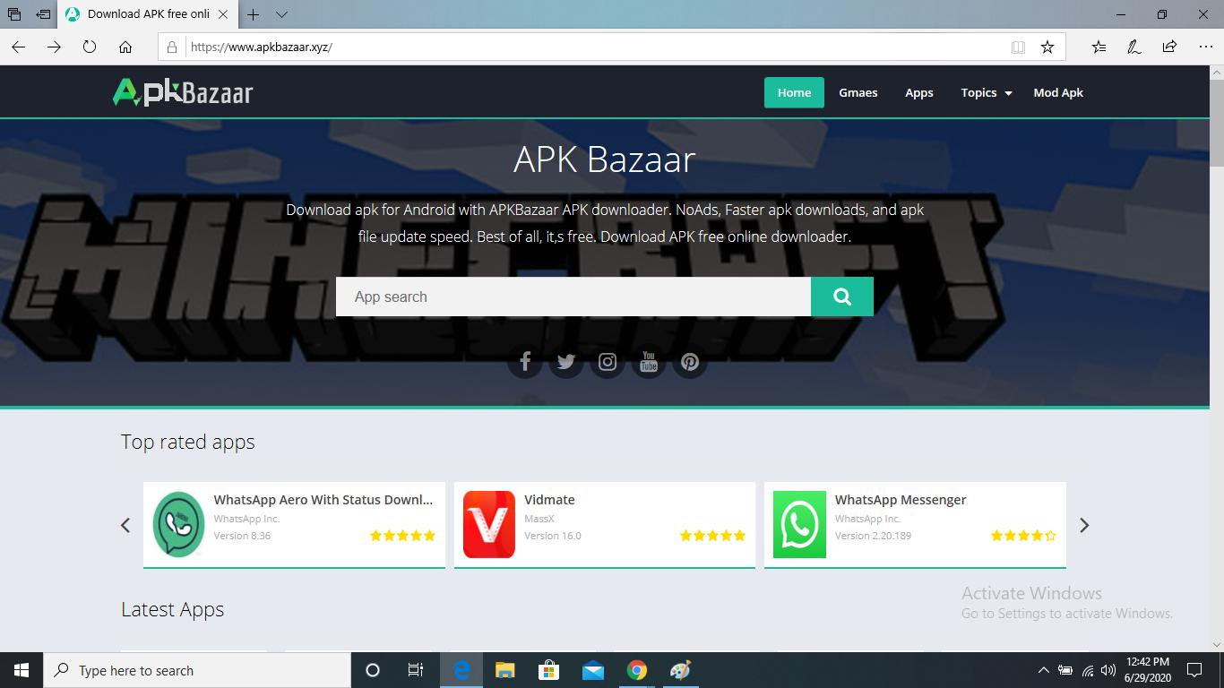 Pin on Download APK free online downloader