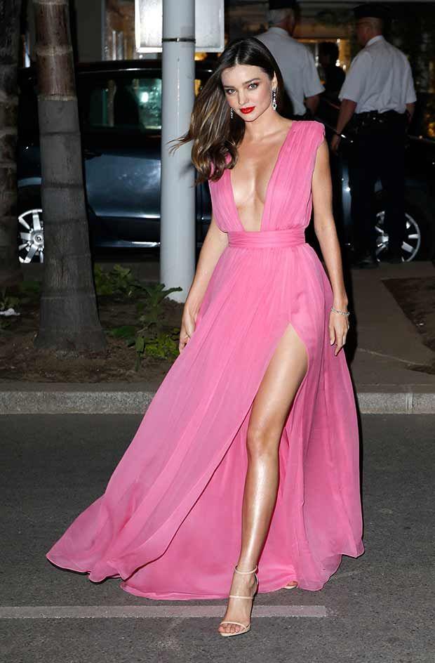 Miranda Kerr y el vestido que robó el aliento en Cannes | Belleza