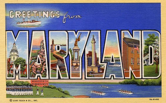 12welcometomarylandpostcardjpg (565×352) How I Learned To - best of letter of good standing maryland