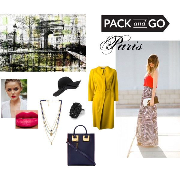 Pack and Go Paris