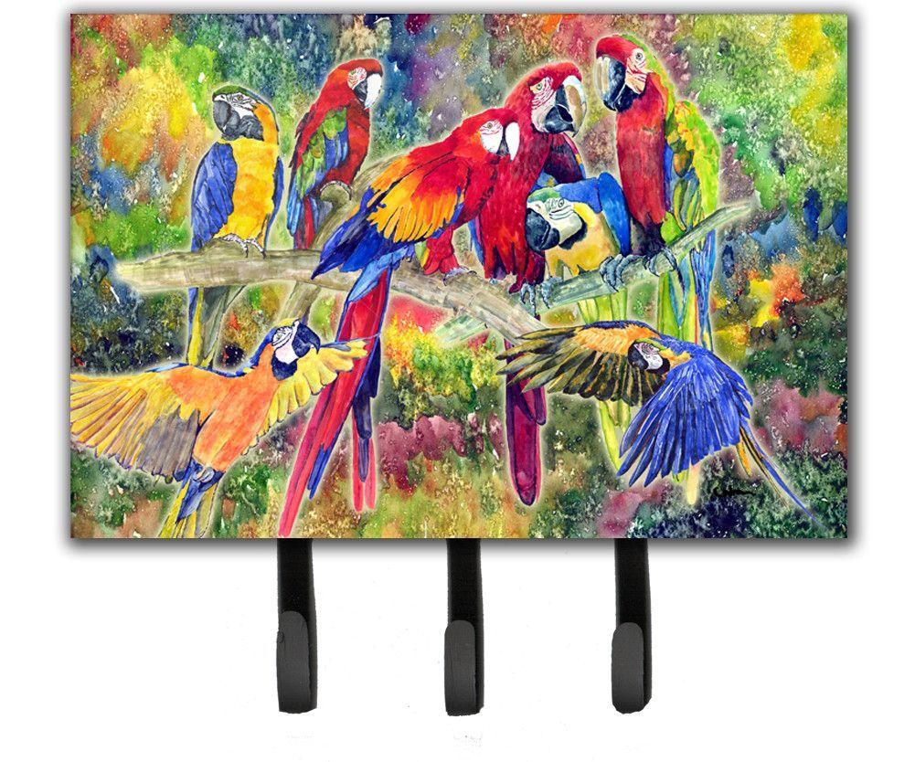 Parrot Leash or Key Holder