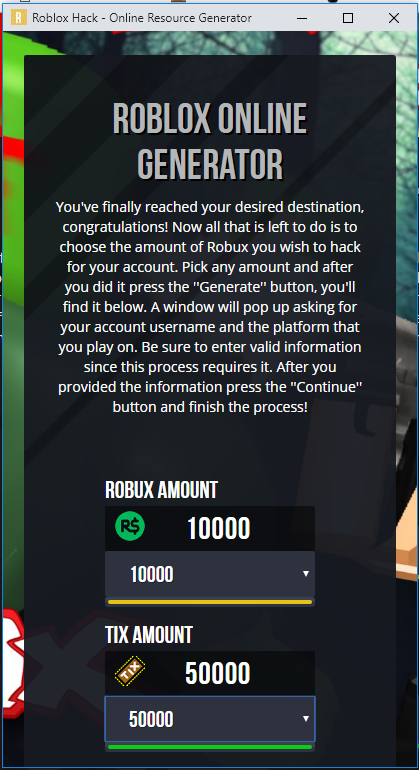 Roblox Robux Generator Get Unlimited Free Robux No Survey - free robux generator cheat
