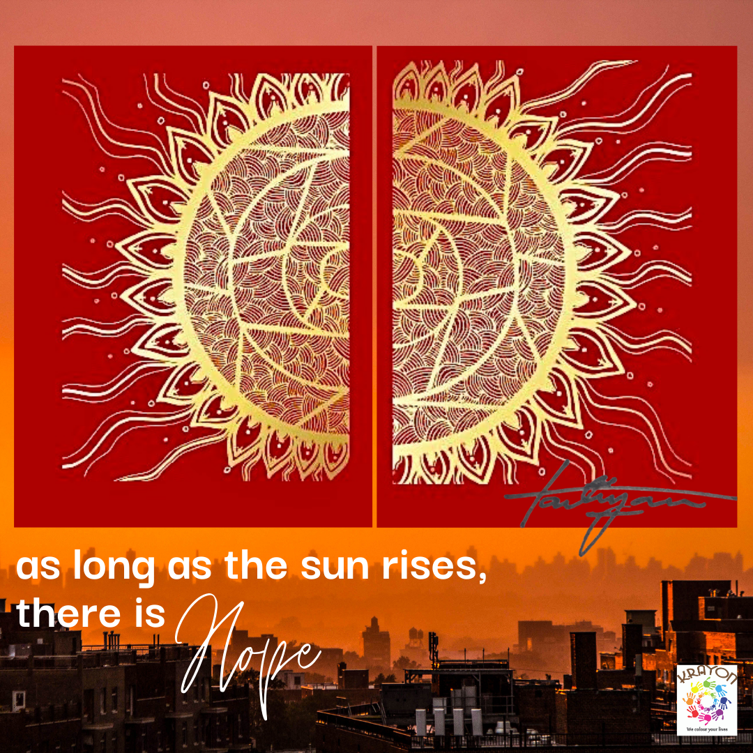 Half Sun Clipart Clipart Panda Free Clipart Images Sun Painting Sun Mandala Red Sun