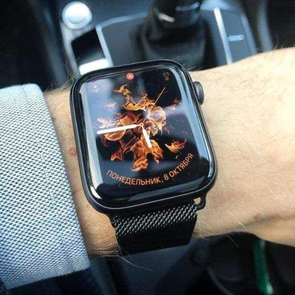 Apple Watch Series 5 4 3 2 Band, Milanese adjustable Mesh