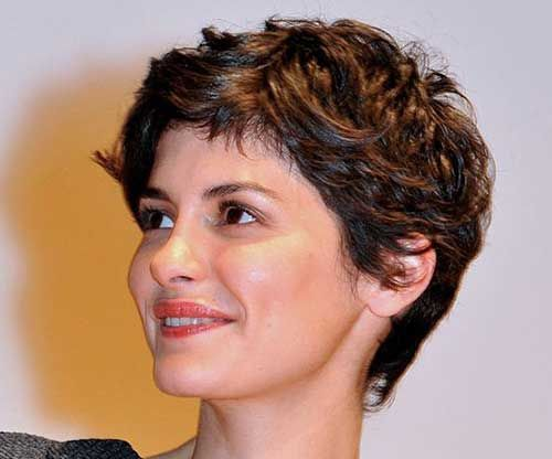 Groovy 1000 Images About Pixie Cuts On Pinterest Audrey Tautou My Hairstyles For Men Maxibearus