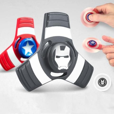 American Captain Fid Spinner Super Heroes USA Pinterest
