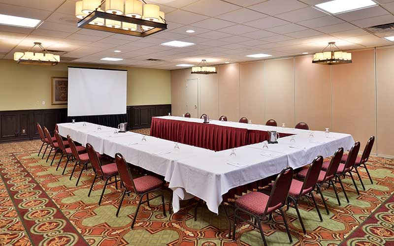 Embassy Suites Austin Central Hotel Meeting Space U Setup With