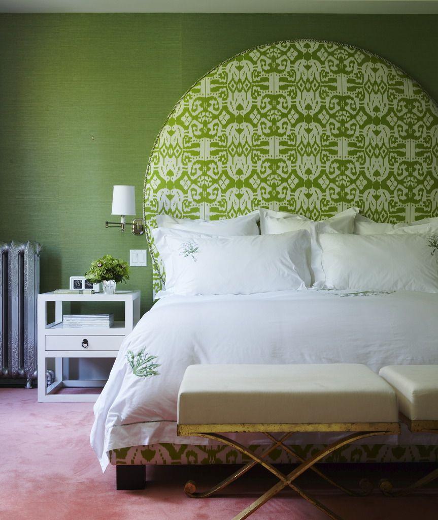 That Bed Is Wonderful Tete De Lit Ronde Chambre A Coucher