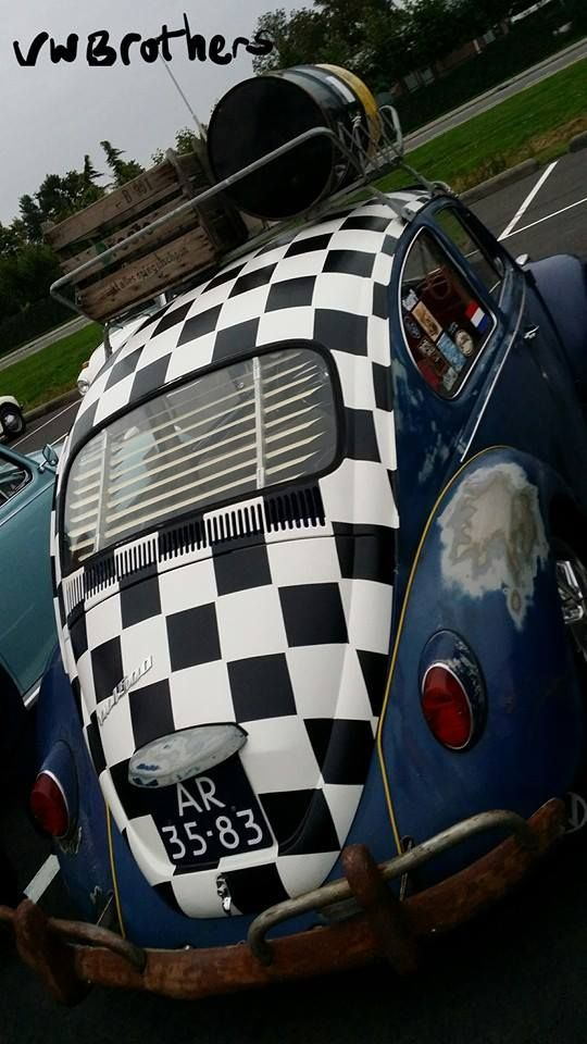 Checkered Flag Vw >> Checkered Flag Luv The Bug Vw Beetles Vw Classic Volkswagen