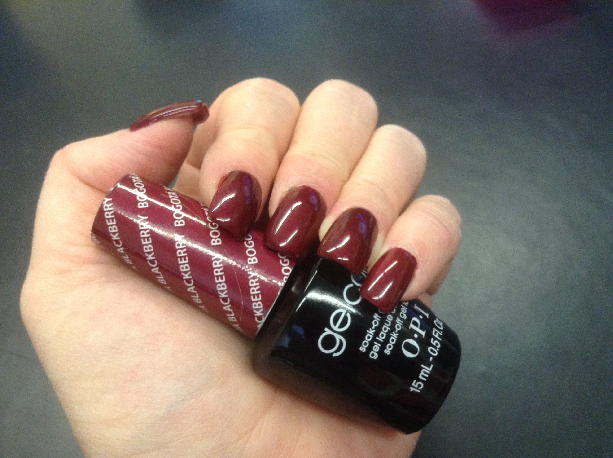 Bagota blackberry opi gelcolor nails pinterest opi bagota blackberry opi gelcolor nails pinterest opi blackberry and mani pedi nvjuhfo Images