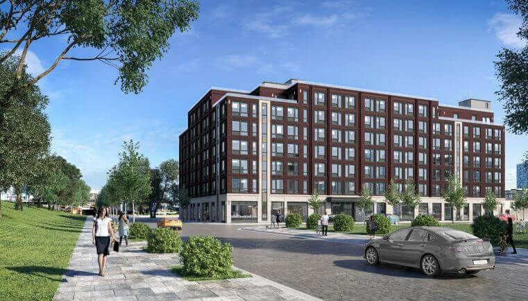 Affordable Housing Lottery Opens For 41 Units In Williamsburg Starting At 1 231 A Month Affordable Housing Affordable Apartments Williamsburg