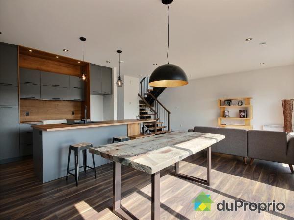 Superbe cottage semi-détaché de style moderne dans le projet Le