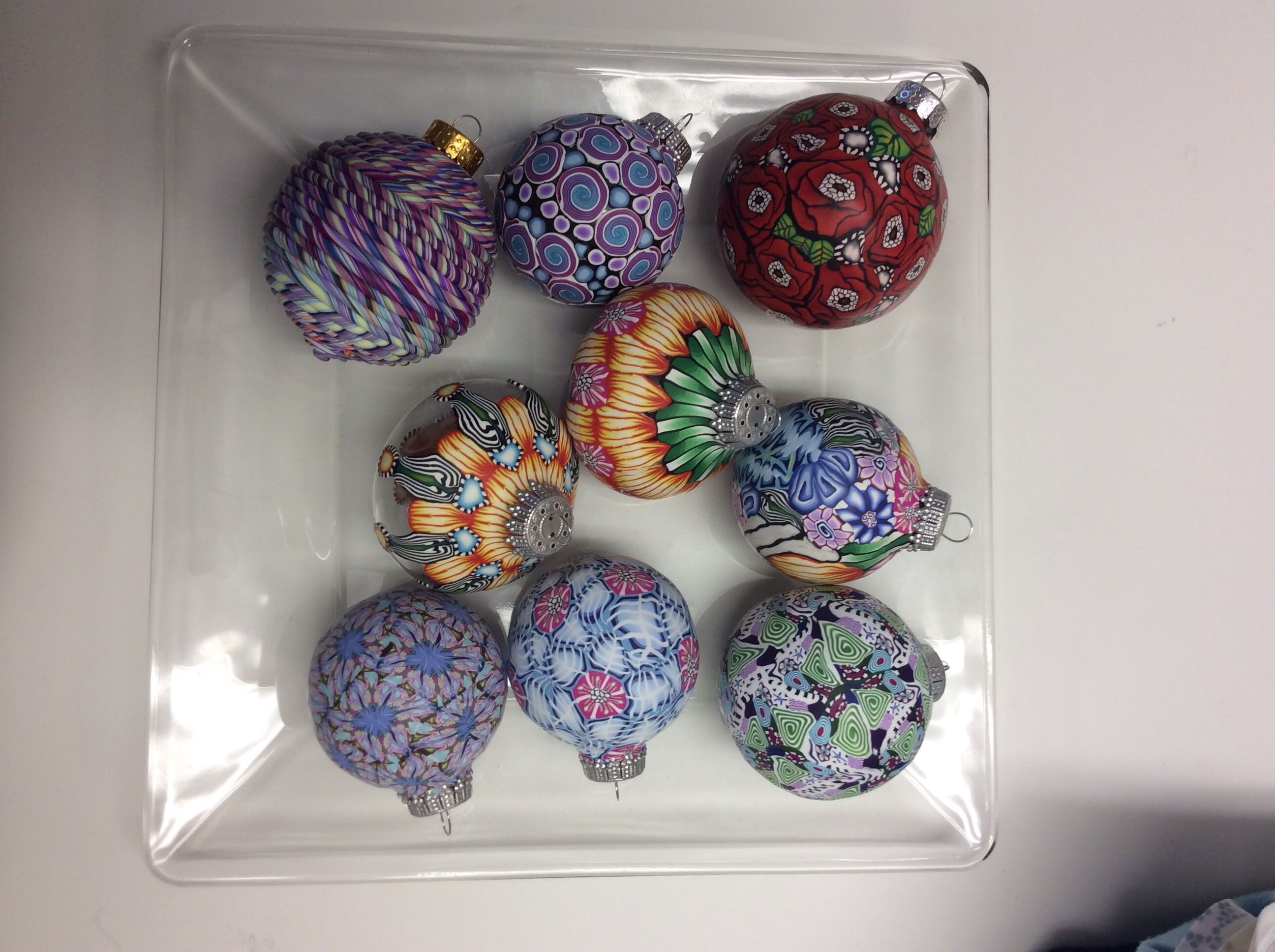 Christmas ornaments | My polymer clay | Pinterest