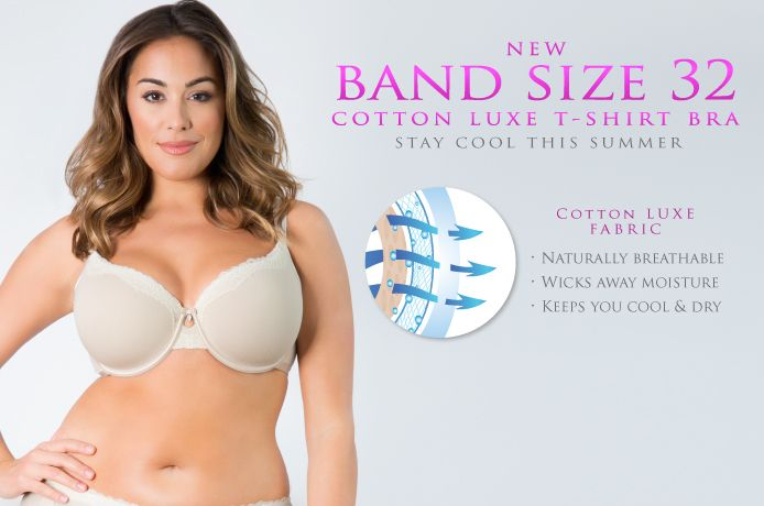 If your bras straps are doing all the work, consider going down a band size. Breasts should fit comfortably into the bra cup with no overflow, double-bubble, or wrinkles in the bra fabric. Your bra band should not be giving you the illusion of back fat.