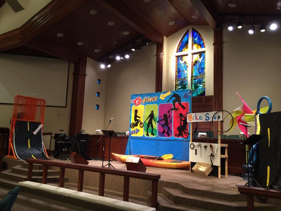 We Re Getting Ready For Vbs At Ponte Vedra Umc Ponte