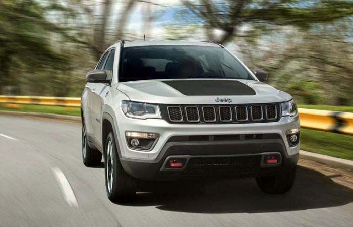 2018 Jeep Compass Best Vehicle With High Performance