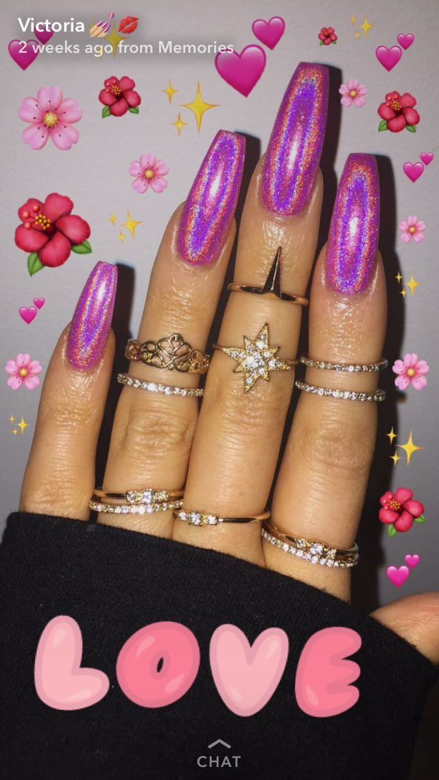 Pin by Luna on Nails | Pinterest | Manicure, Nail inspo and Acrylic ...